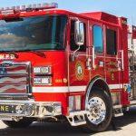Truck Manufacturer Pierce Releases First Electric Fire Truck
