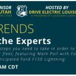 Webinar: EV Fleet Trends: Advice From the Experts